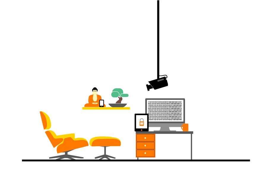 Protección de dispositivos y contenido digital